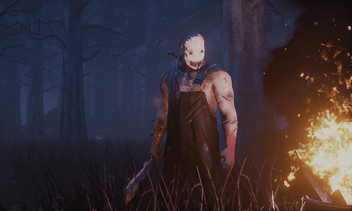 dead by daylight halloween game